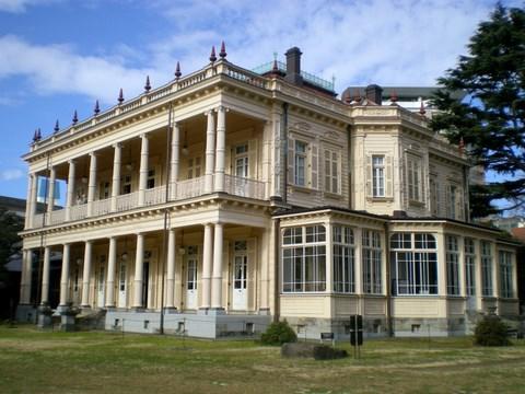 旧岩崎邸庭園 036