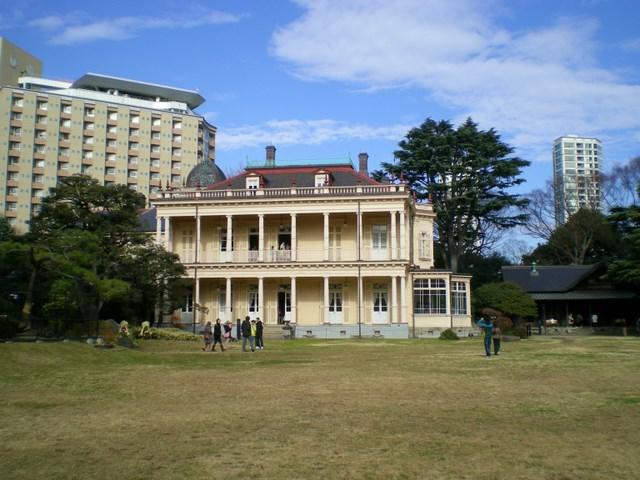 旧岩崎邸庭園 029-1