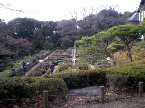 旧古河庭園 061
