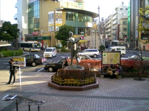 殿ヶ谷戸庭園 (1)