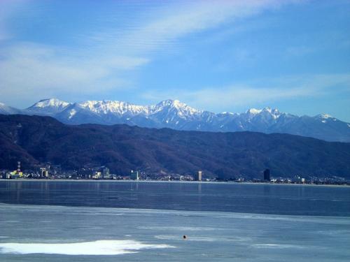 諏訪湖  (11)