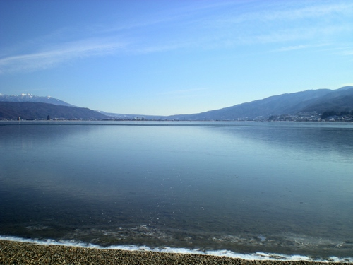 諏訪湖  (20)
