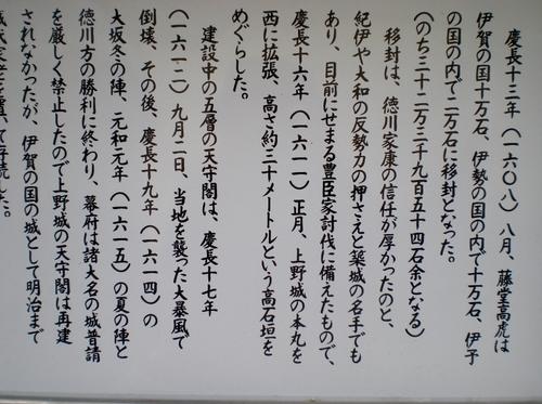 伊賀上野城 (44)
