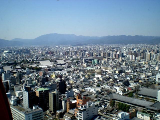 京都タワー 東寺 (13)