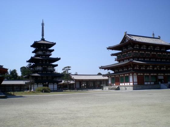 薬師寺 (7)