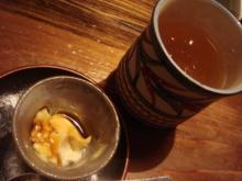 デザートとさんぴん茶