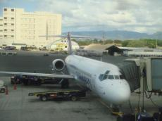 ハワイアン航空機