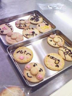 お絵かきクッキー教室001