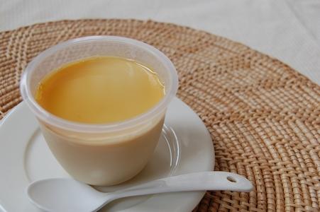 キャラメルミルクプリン