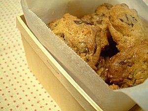 ドロップクッキー。