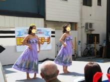 信玄公祭りフラ2
