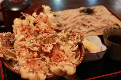 天ぷら桂の穴子天丼