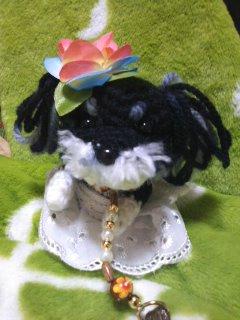 りんの編みグルミ