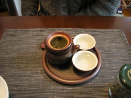 ウーロン茶1