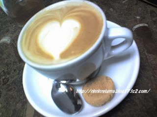 Bewly's white coffee