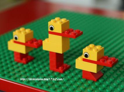 レゴ あひる