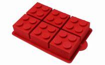 Lego cake/jelly mould
