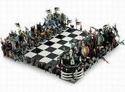 お城シリーズのチェス