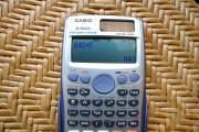 CASIO fx-993ESのメモリ機能『F』