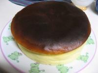 スフレチーズケーキ2