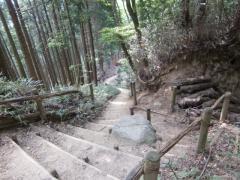 ずっと階段