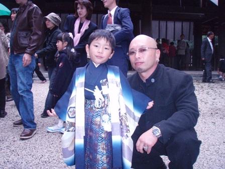 龍乃 2007七五三 ①