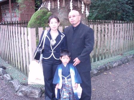 龍乃 2007七五三 ②