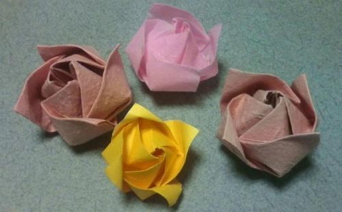 クリスマス 折り紙:折り紙 かわいい-rosealo.blog83.fc2.com