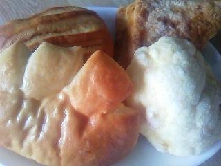 大井町のパン屋