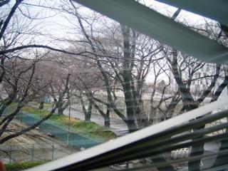 窓からno