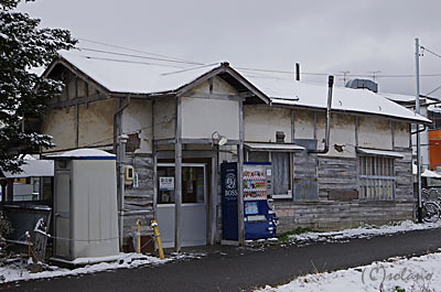 アルピコ交通・松本電鉄の森口駅