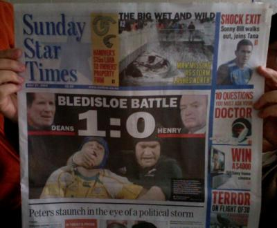 Sunday Star Times 27/Jul/2008