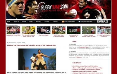 Rugby Dump 03-07-2008