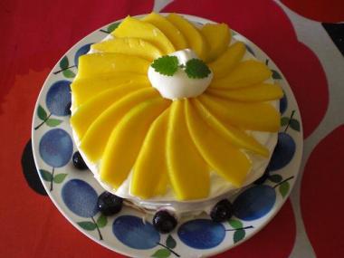 mango-cake*