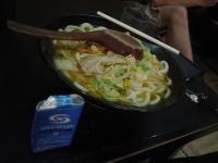肉野菜うどん3玉