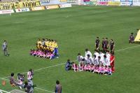 栃木SC4月6日試合開始前