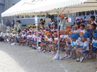 10.3幼稚園運動会11