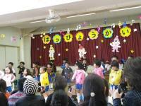 幼稚園発表会11.28 2