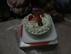 莉子1歳誕生3 12.23
