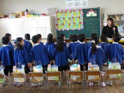 樹李幼稚園卒園式3
