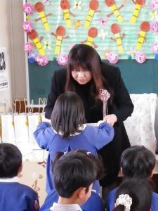樹李幼稚園卒園式2