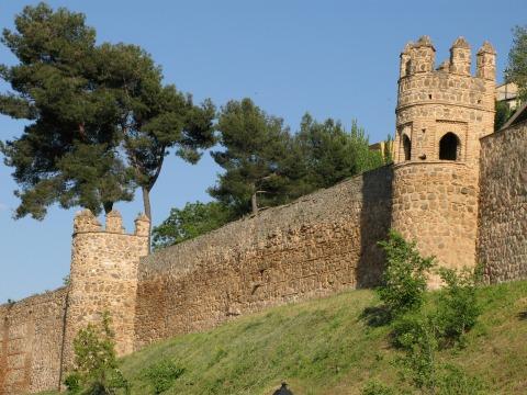 城壁(トレド)