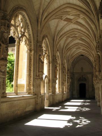 サン・ファン・デ・ロス・レイェス修道院(トレド)