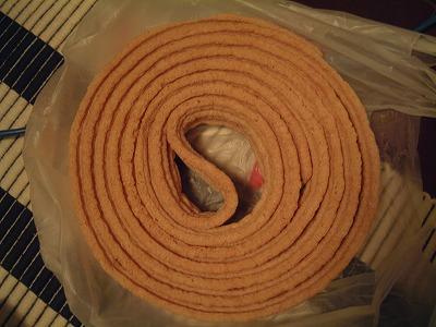 さらにパワーアップした糯米酥(ヌオミースー)