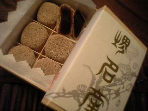 080922小島屋・けし餅