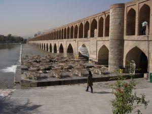 080916テヘラン・橋