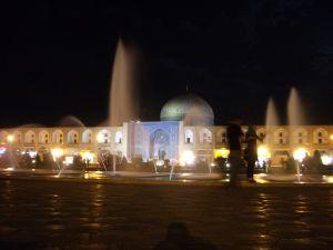 080916イスファハーン・モスク