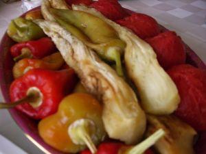 080920アルメニア・ティグラン宅夕飯3