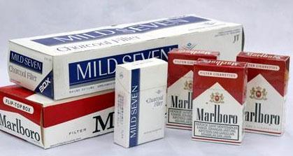密造タバコ