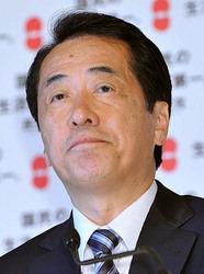 選挙結果 菅総理